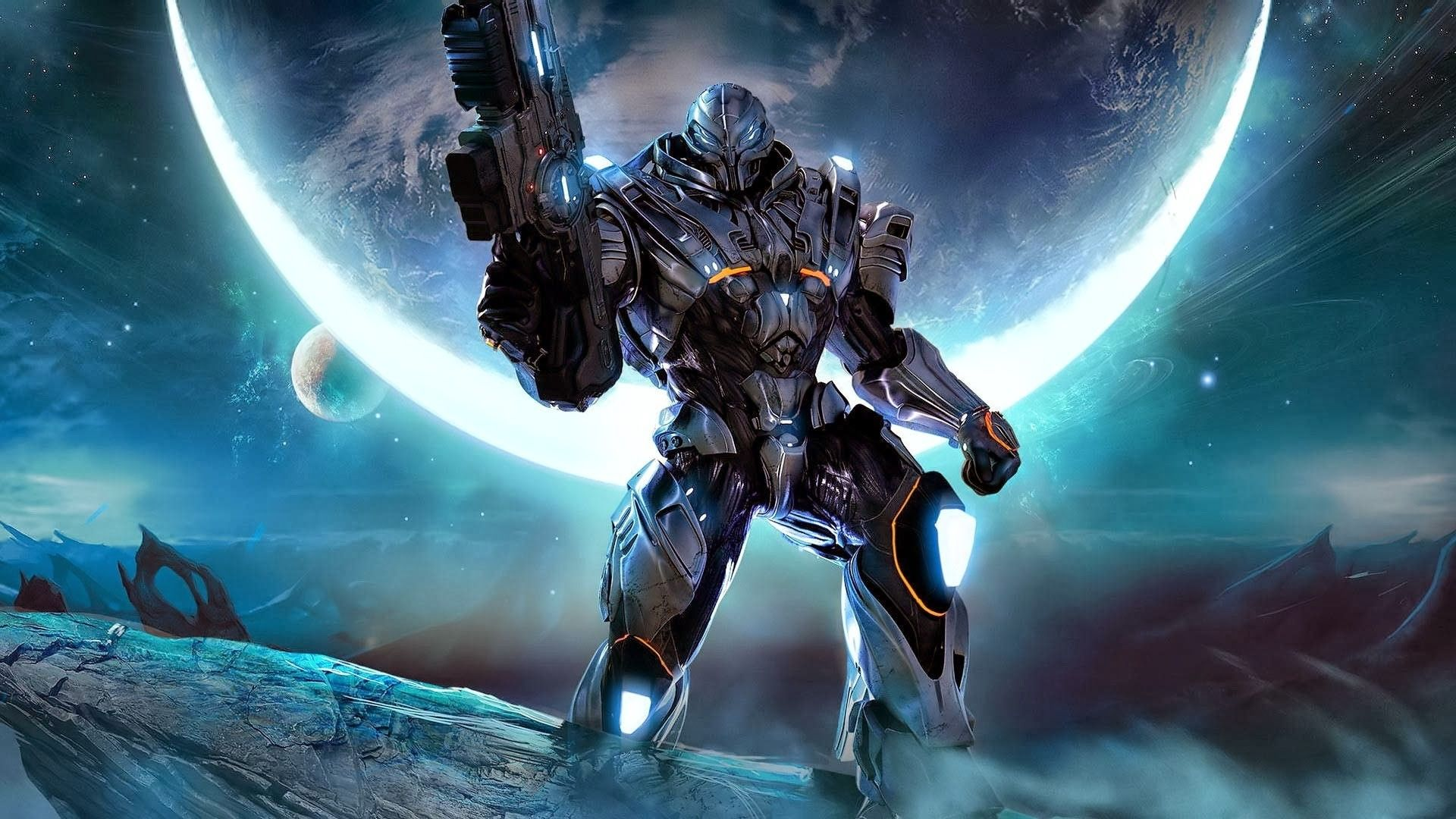 Section 8 Prejudice Science Fiction Robot Space Wallpaper Warriors Wallpaper Gaming Wallpapers Action Wallpaper