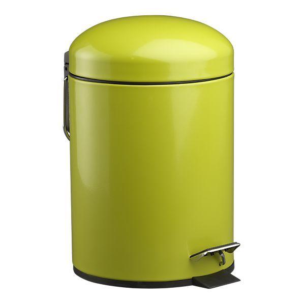 Condos · Green Trash Can.