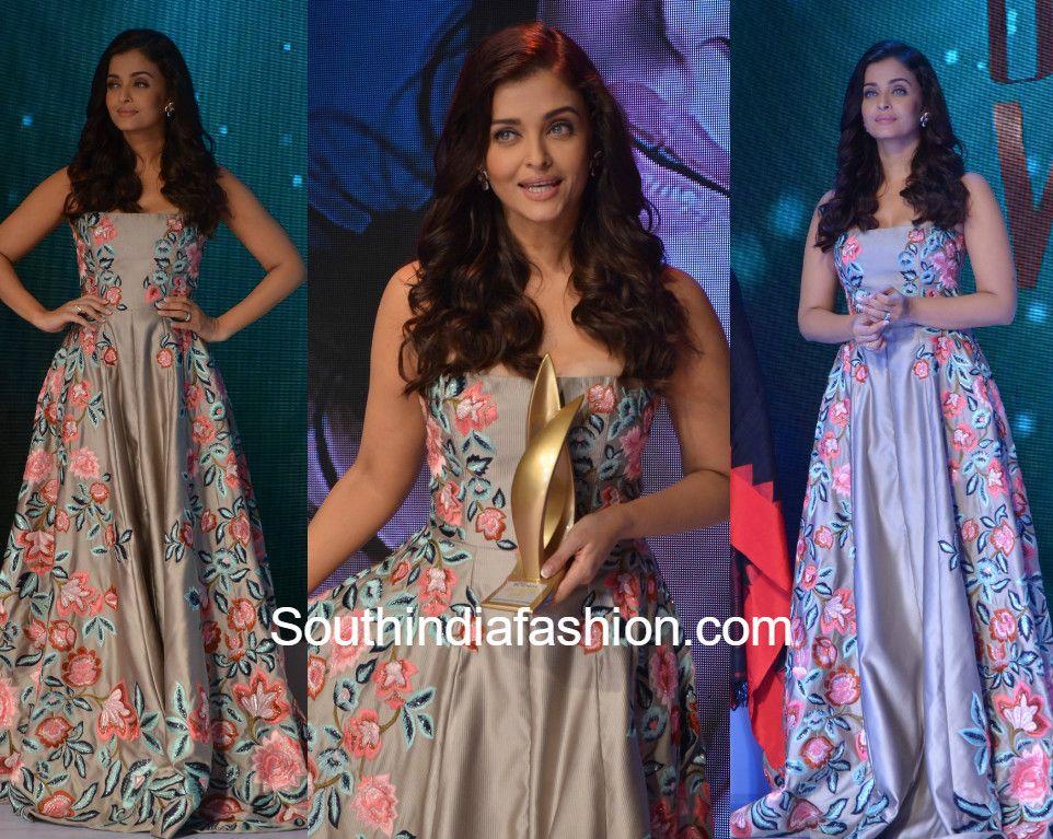 Aishwarya Rai Bachchan in Manish Malhotra photo | gowns | Pinterest ...