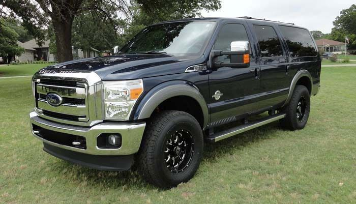 2018 Ford Excursion Hot Car Concept Rumors