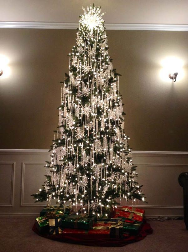 50 Most Beautiful Christmas Trees Celebrations