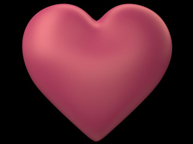 Peach 3d Love Heart With Transparent Background Valentine Clip Art Clip Art Valentine Clipart Heart Clip Art