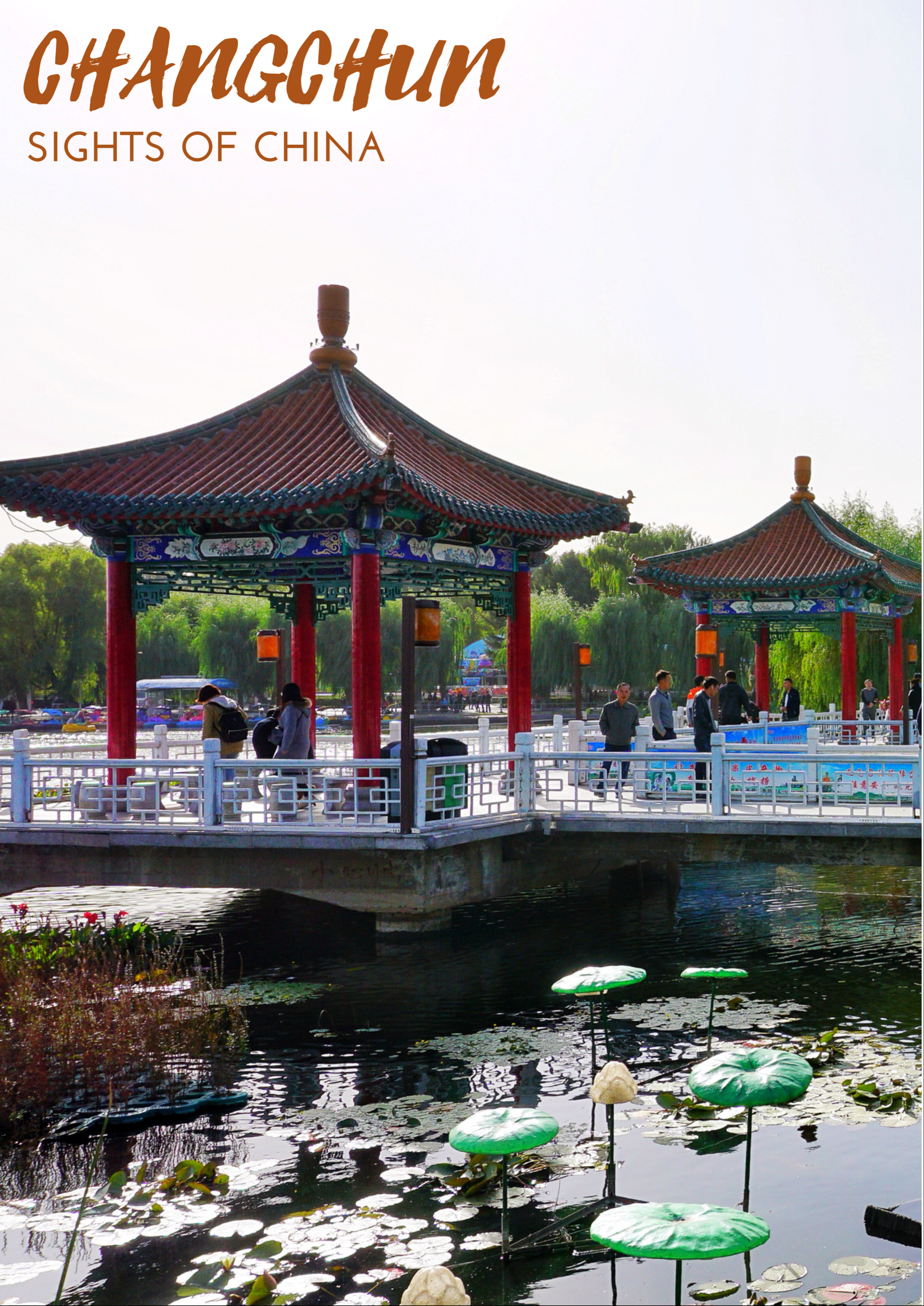 Changchun is the beautiful capital of the Jilin province