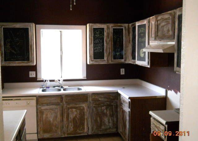 arizona kitchen cabinets. Ugly Dumb Stupid Kitchen Cabinets Paint Treatment Chalkboard Phoenix Arizona Home House N