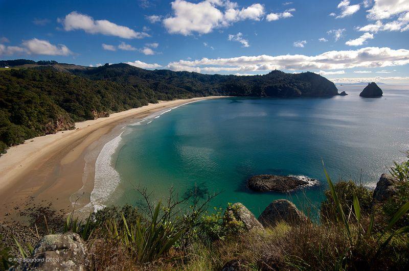 New Chums Beach, Whangapoua, Coromandel