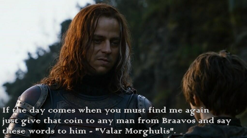 Daenerys Targaryen on Twitter | Image memes, Jaqen h ghar ...