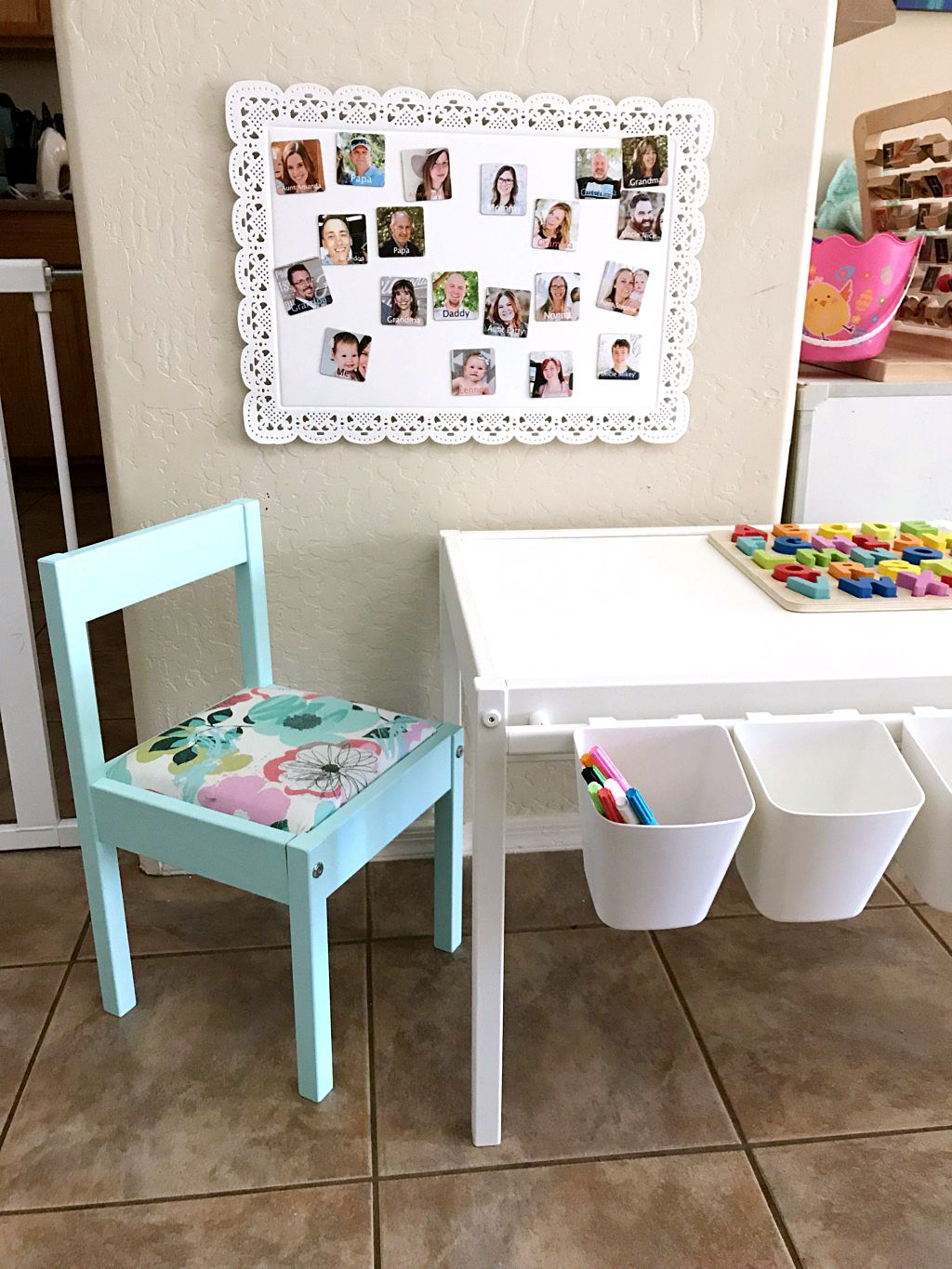 Diy How To Make An Activity Table With Images