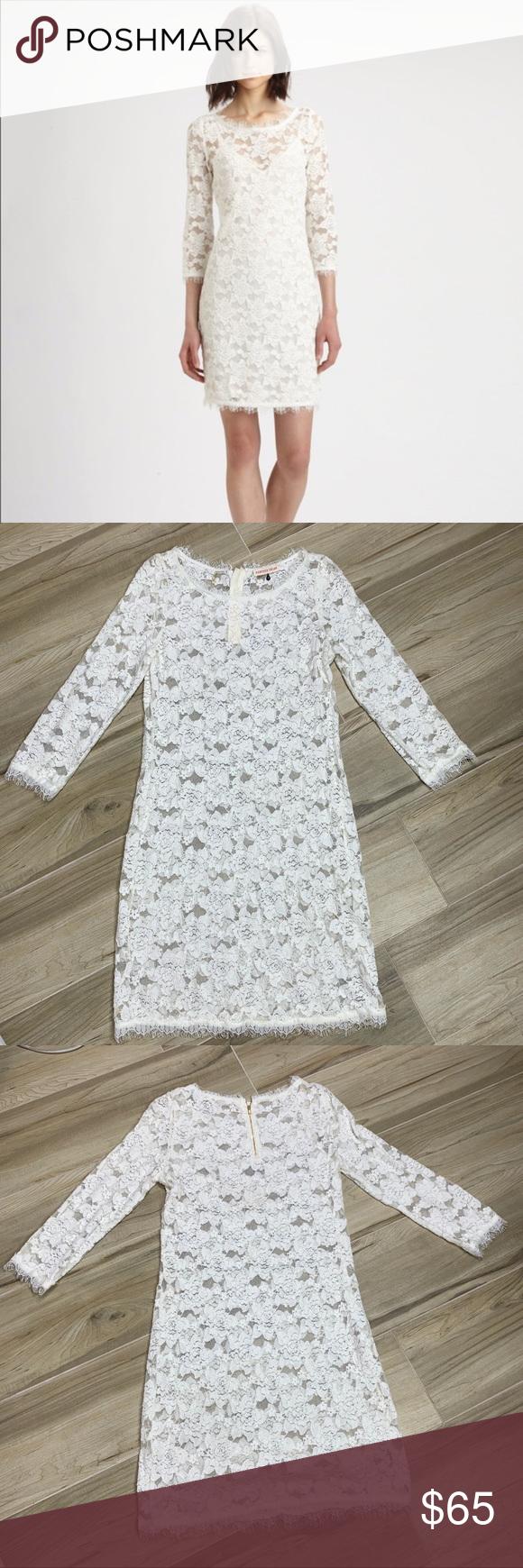 Rebecca Taylor White Lace Shift Dress Size 6 White Lace Shift Dress Lace Shift Dress Shift Dress [ 1740 x 580 Pixel ]