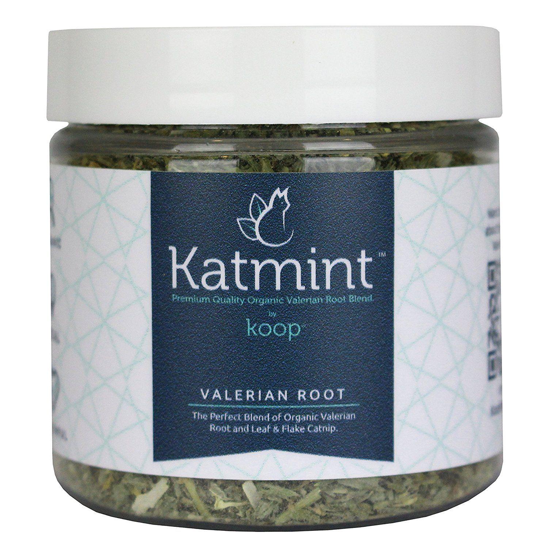 Katmint Feline Wellness Valerian Root Blend ** To view