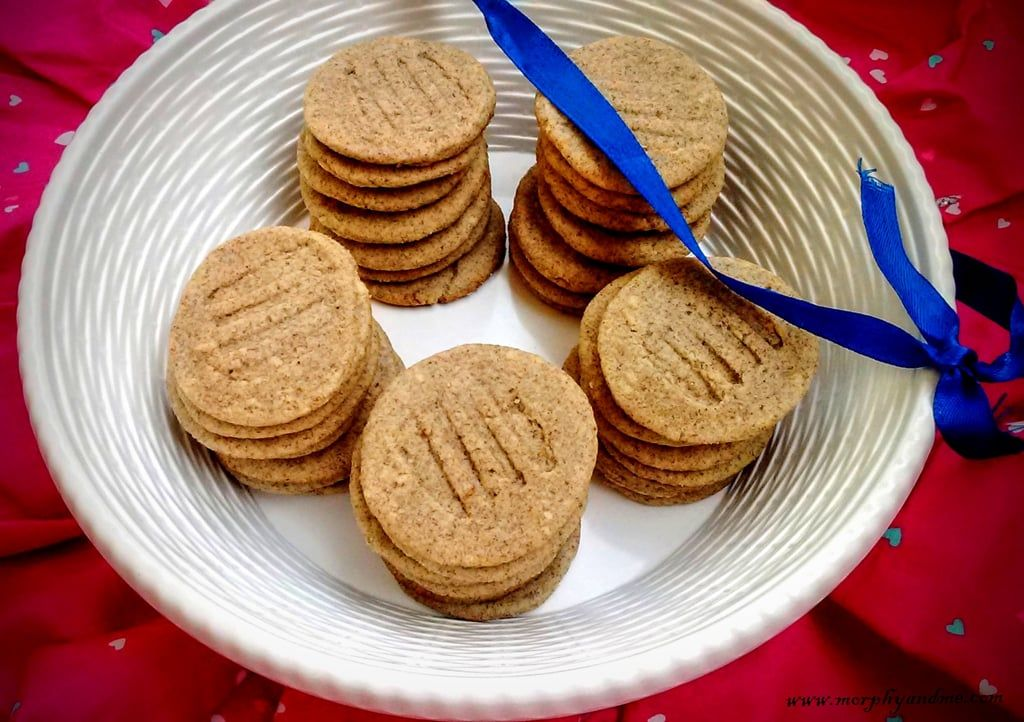 I love baking cookies and i love making something new every single time. I have stocked up on a lot of healthy flour varieties and they go perfectly well wit...