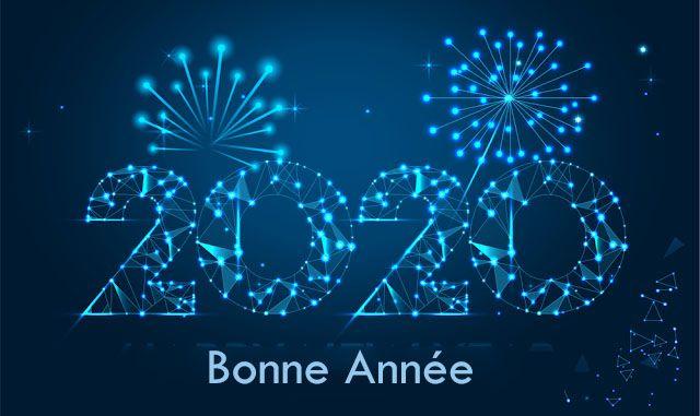 Idée message bonne année 2020 - texte original