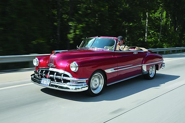 1950 pontiac convertible | 1950 Pontiac Chieftain convertible - Auto Enthusiast…