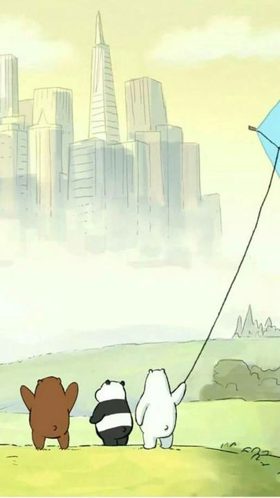 Lockscreen. - #We Bare Bears