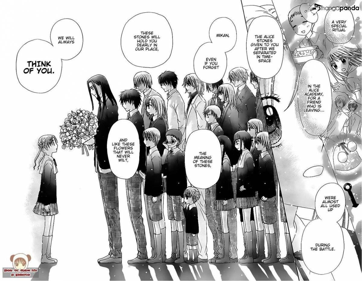 Gakuen Alice 171 - Page 30   Gakuen Alice   Alice, Anime