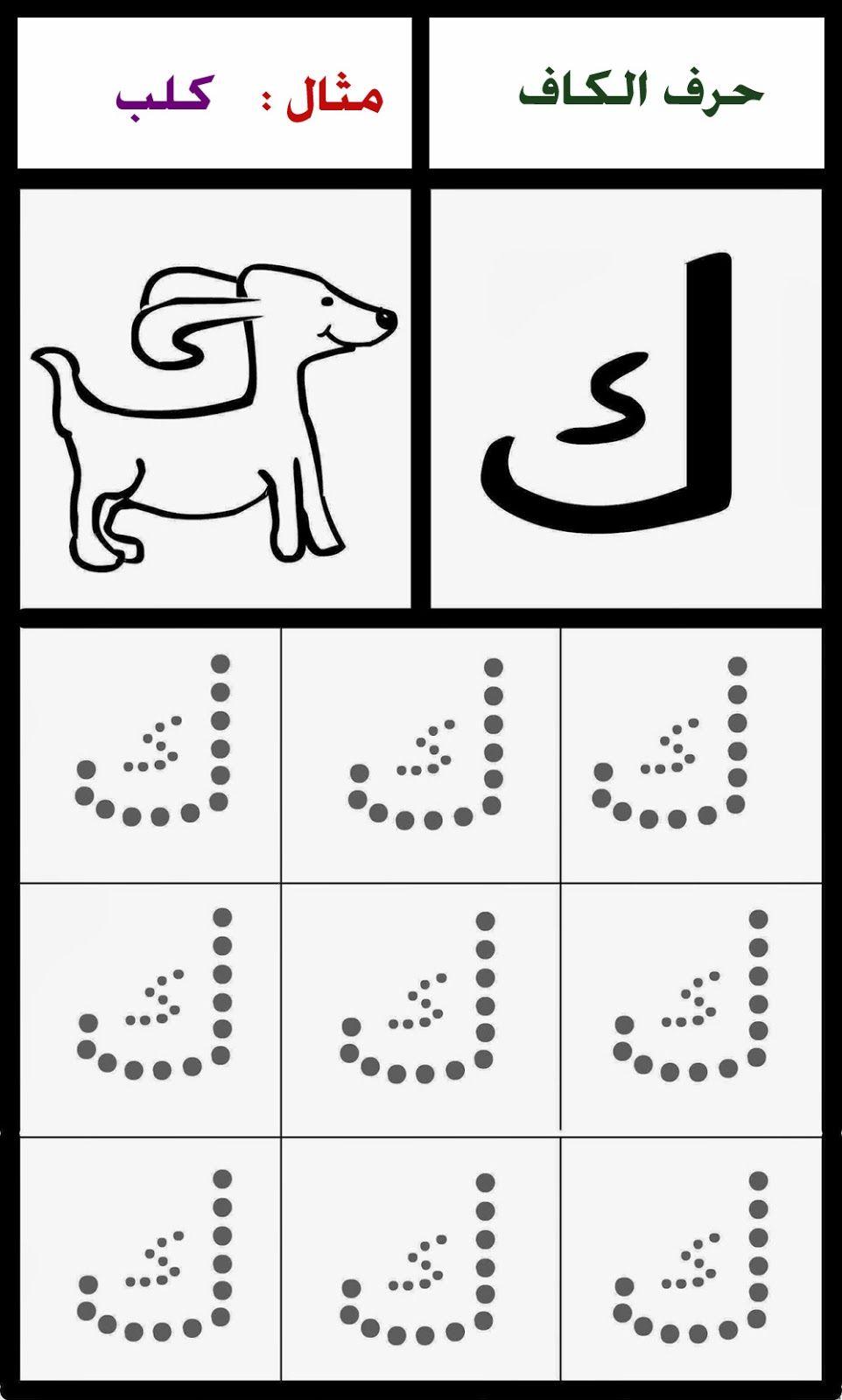 ألبومات صور منوعة البوم صور لرسم اشكال حروف هجاء اللغة العربية مع الأمثلة لكل حرف Arabic Alphabet For Kids Arabic Alphabet Arabic Alphabet Letters