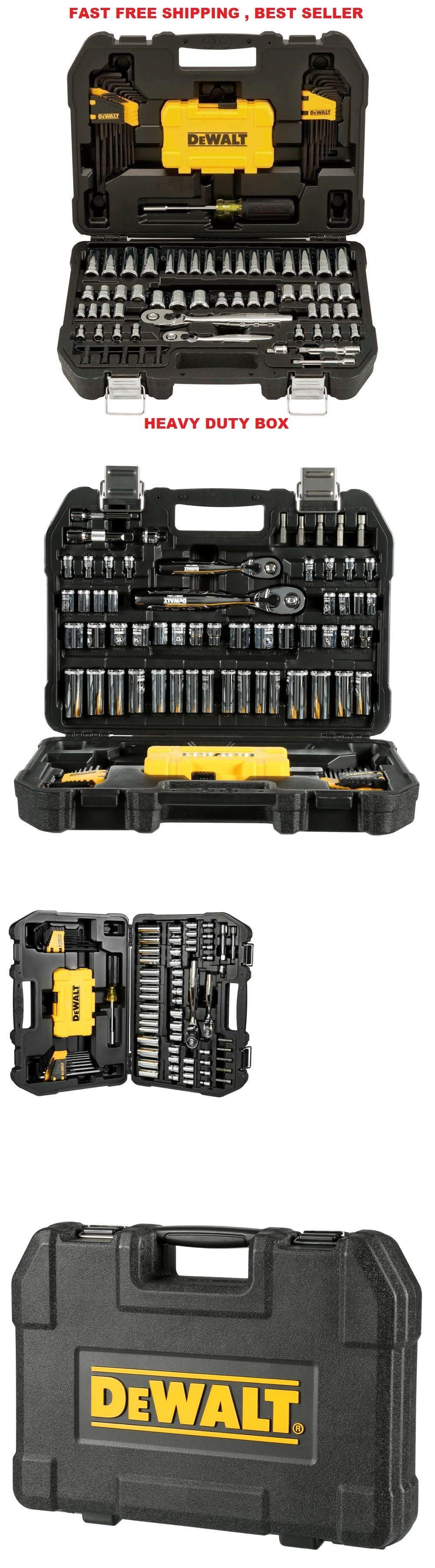 1e1398bcc25 Polished Chrome · Hand Tool Sets 23782  Mechanics Tool Set Dewalt 1 4 In. X  3 8