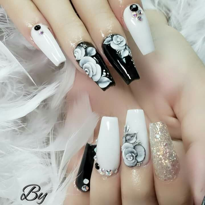 Pin de Luana photography en NAils | Pinterest | Diseños de uñas ...