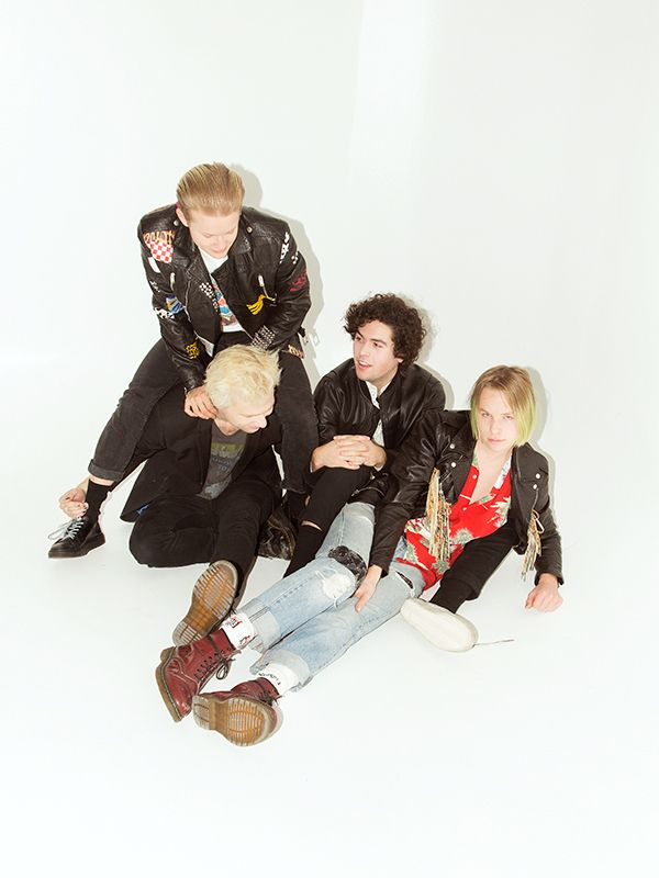 not) SWMRS : Photo | SWMRS ✨ in 2019 | Music bands, Music