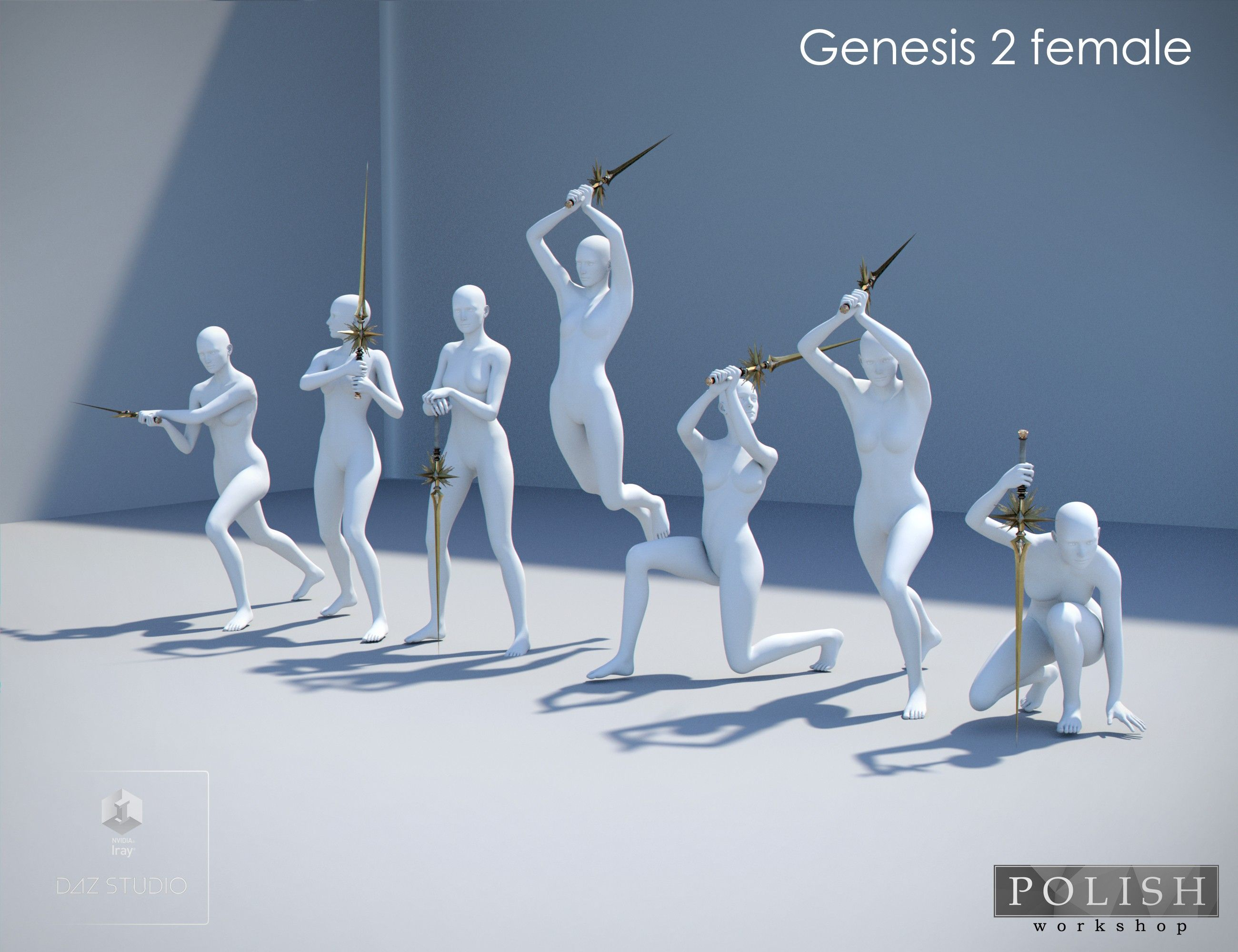 Great Swords | 3D Models and 3D Software by Daz 3D