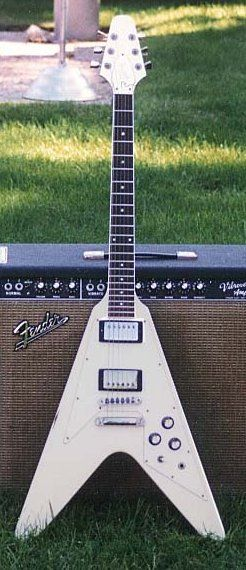 1971 To 1982 Gibson Flying V More