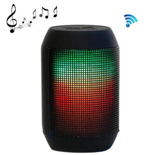 Mini LED Pulse Portable Bluetooth Speaker with Builtin