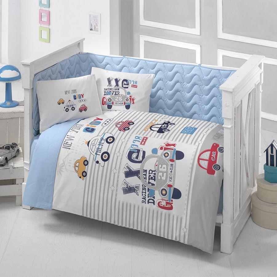 مفرش مواليد بحواجز Baby Bedding Sets Crib Pillows Baby Bed