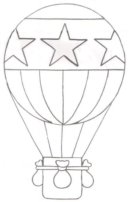 globo aerostatico casero para niños - Buscar con Google | Proyecto ...