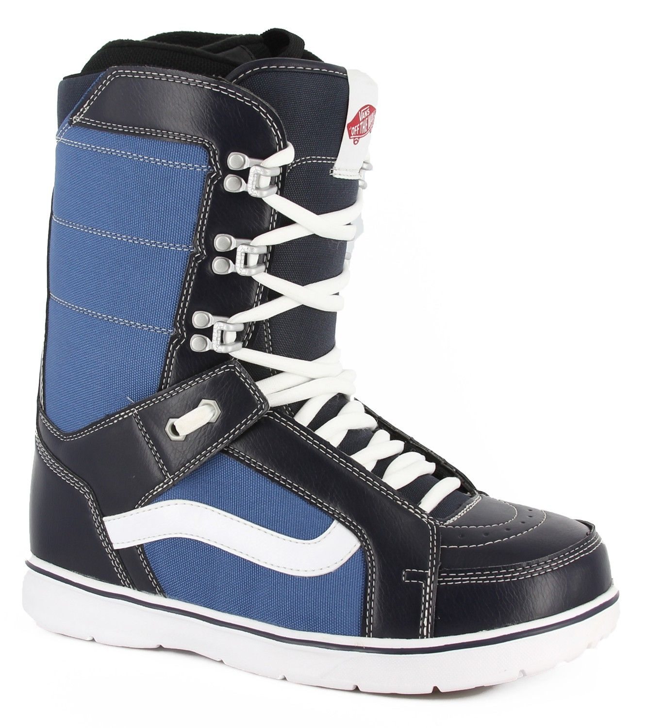 0d3f795815aded Vans snow boots in the Old Skool style.