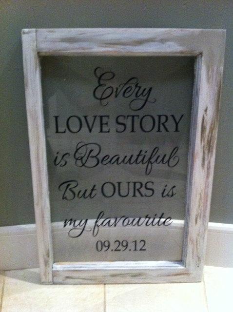 VINYL ONLY-Romantic Sayings Vinyl -Wedding- Master bedroom -Every ...