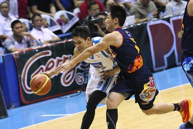 Once a 'Super Sub,' Peter June Simon pays tribute to San Mig Coffee bench crew