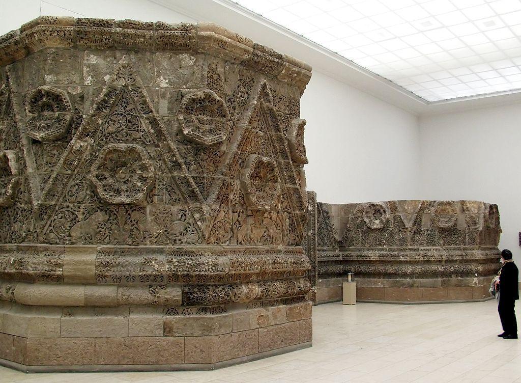 Pergamonmuseum Islamische Kunst Fassade Kunst Und Architektur