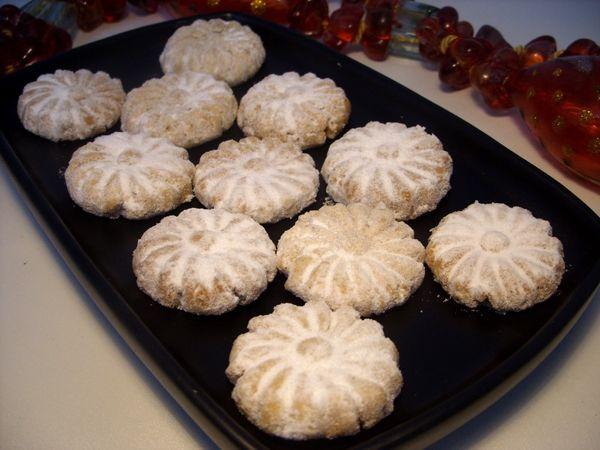 Recette g teau aux amandes et graines de s sames g teau - Cuisine orientale facile ...