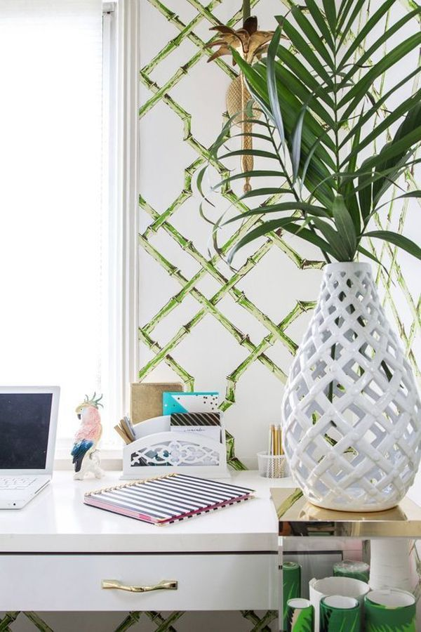 30 Tropical Summer Decor That Bring Your Home Into Holiday Feel - Home Sweet Home -