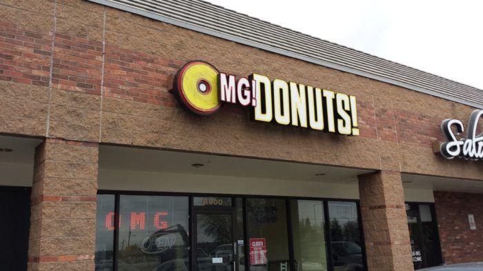 4. OMG Donuts