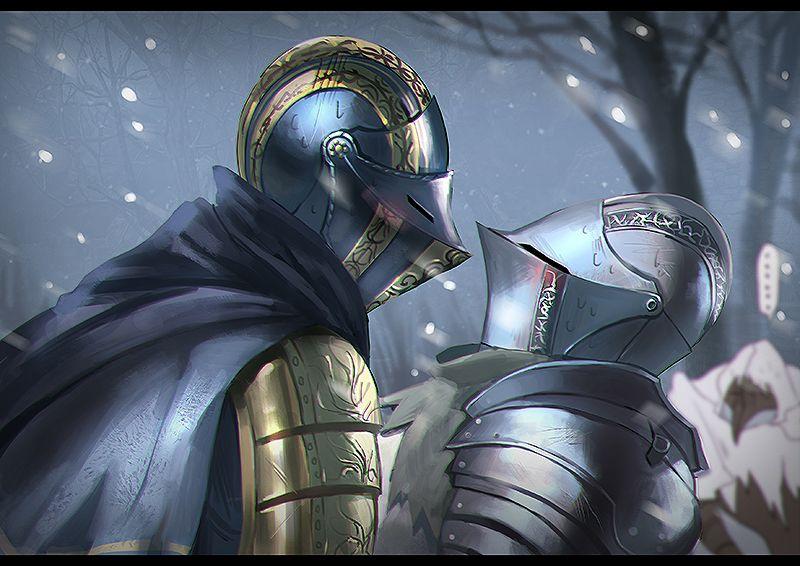 Sir Vilhelm,Dark Souls,фэндомы,Ashen One,DSIII персонажи,Dark Souls 3