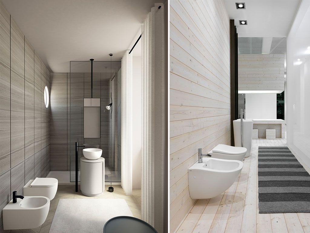 Risultati immagini per mini bagno | Bathroom | Pinterest