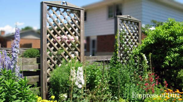 8 Creative \u0026 Private Garden Fence Ideas and How To Make A Fence Taller & How to Make a Fence Taller | Private garden Garden fencing and Fences
