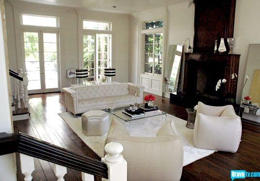 Lovely Rachel Zoeu0027s Gorgeous Living Room