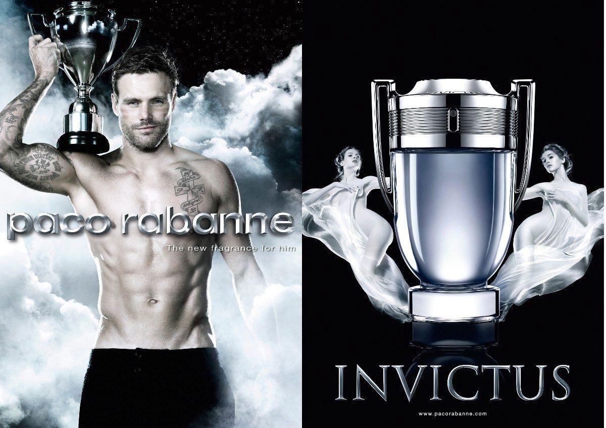 Paco Rabanne Invictus Fragrance My Baby Paco Rabanne