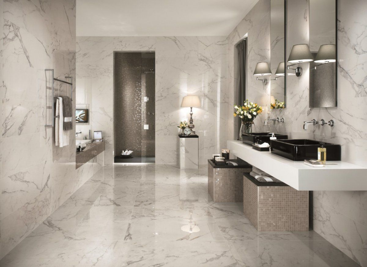 Get Inspired By These Luxury Bathrooms And Start Redecorating Your