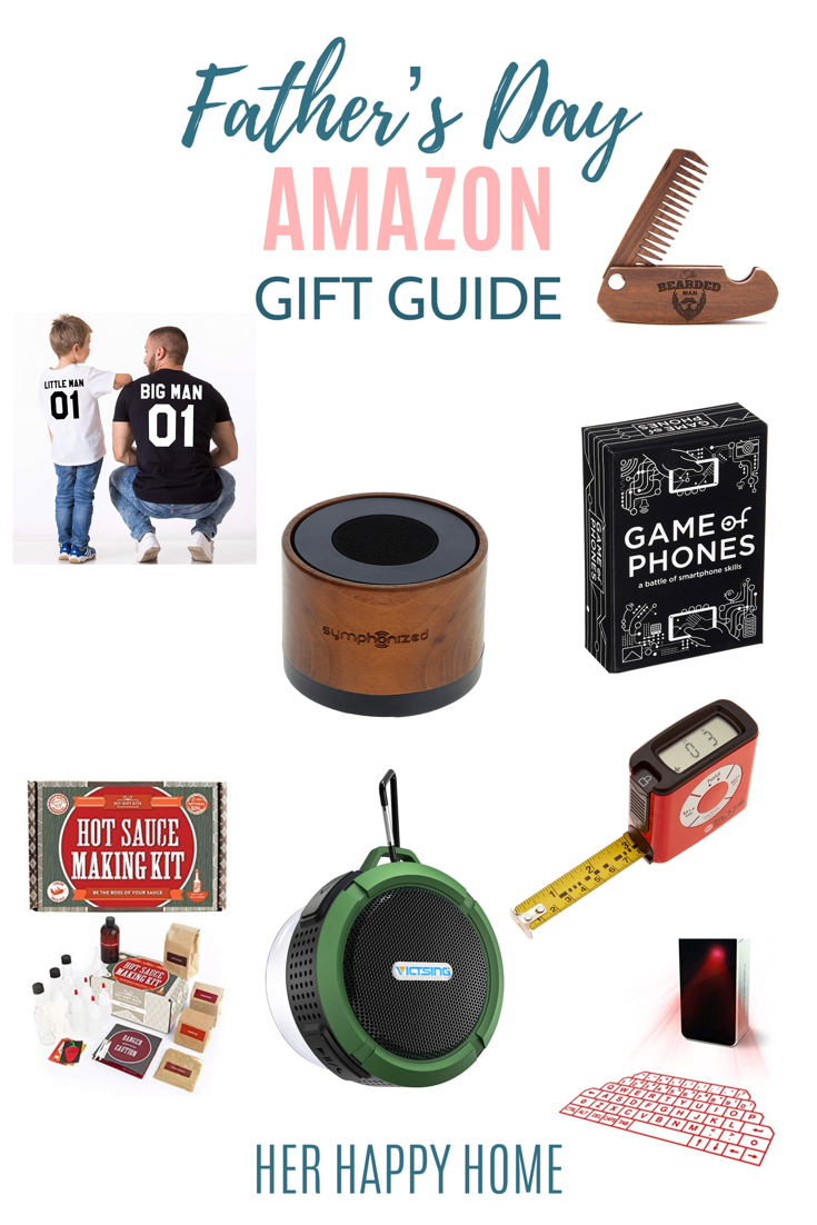 f6a7986ba0dc81 Father's Day gift guide | Father's Day Amazon gifts | Father's Day gift  ideas | Father's
