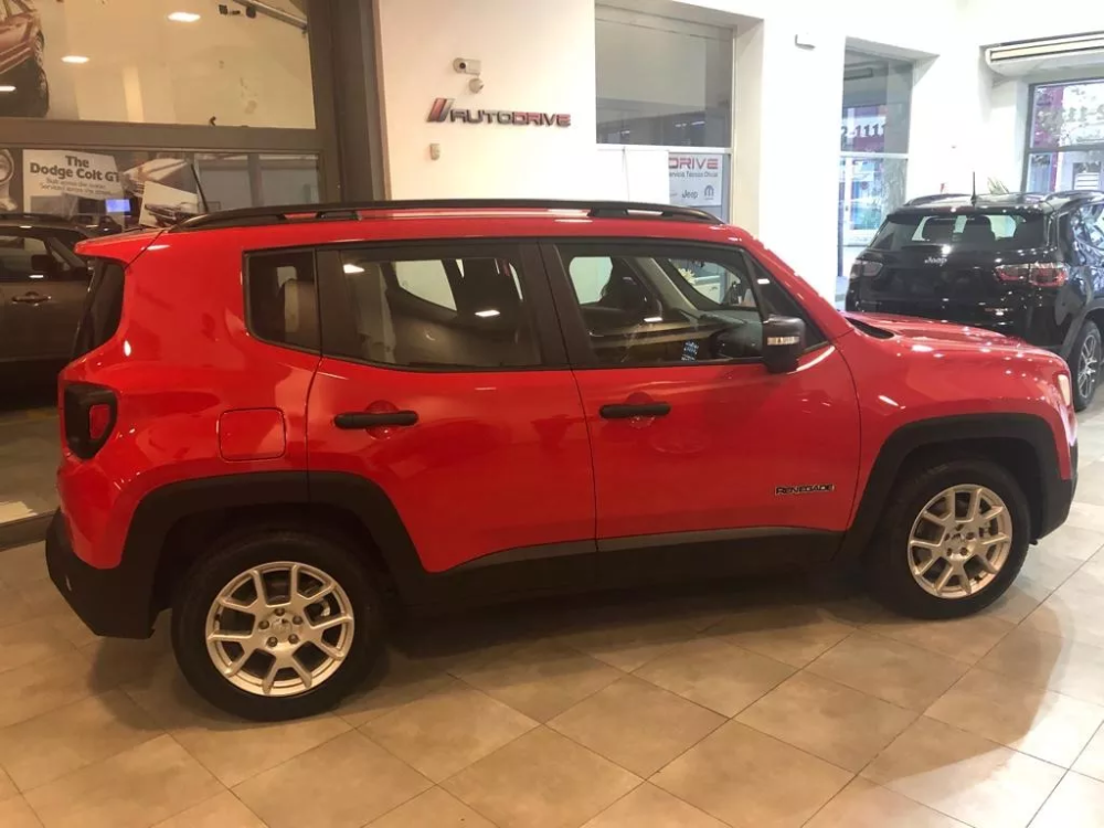 Jeep Renegade 1 8 Sport Financia Con Jeep Plan Jeep 1 061 600