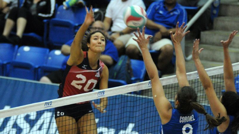 Lexi Sun The Next Big Volleyball Star Lexi Sun Young Athletes Volleyball