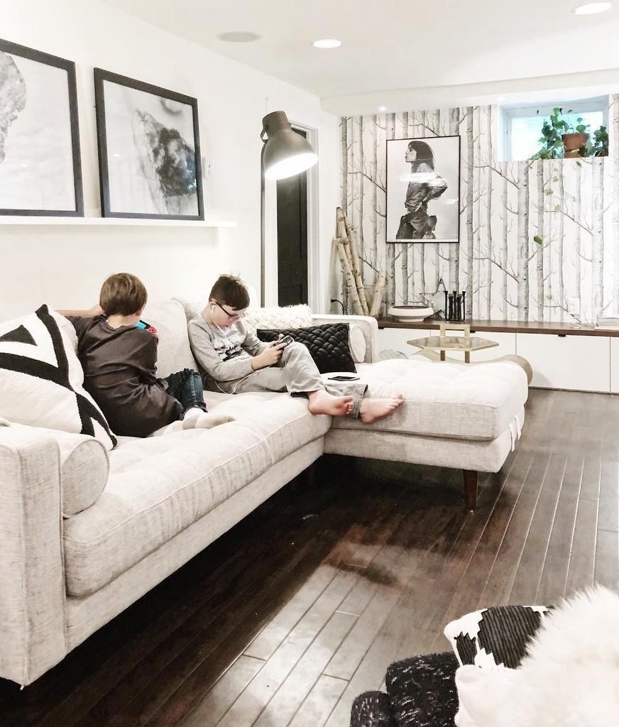 Super Sven Birch Ivory Right Sectional Sofa In 2019 Sectional Creativecarmelina Interior Chair Design Creativecarmelinacom