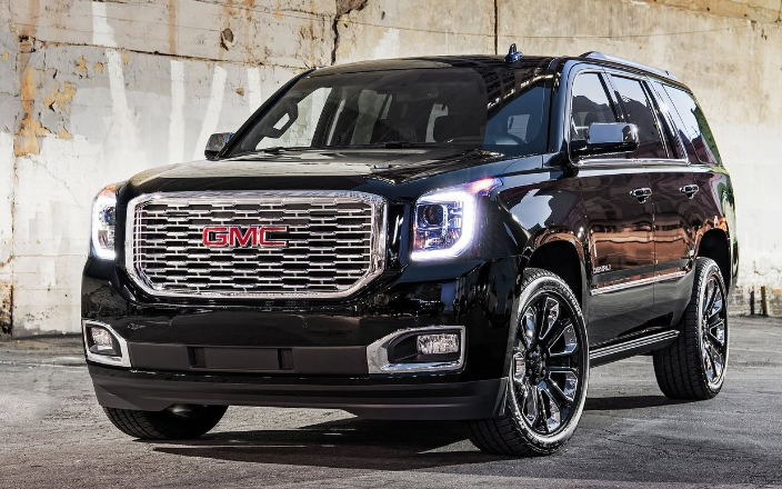 2020 Gmc Yukon Release Date Price And Redesign Gmc Denali