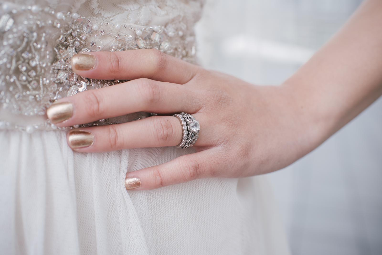 wedding ring wedding dress bridals session. Utah wedding photography ...