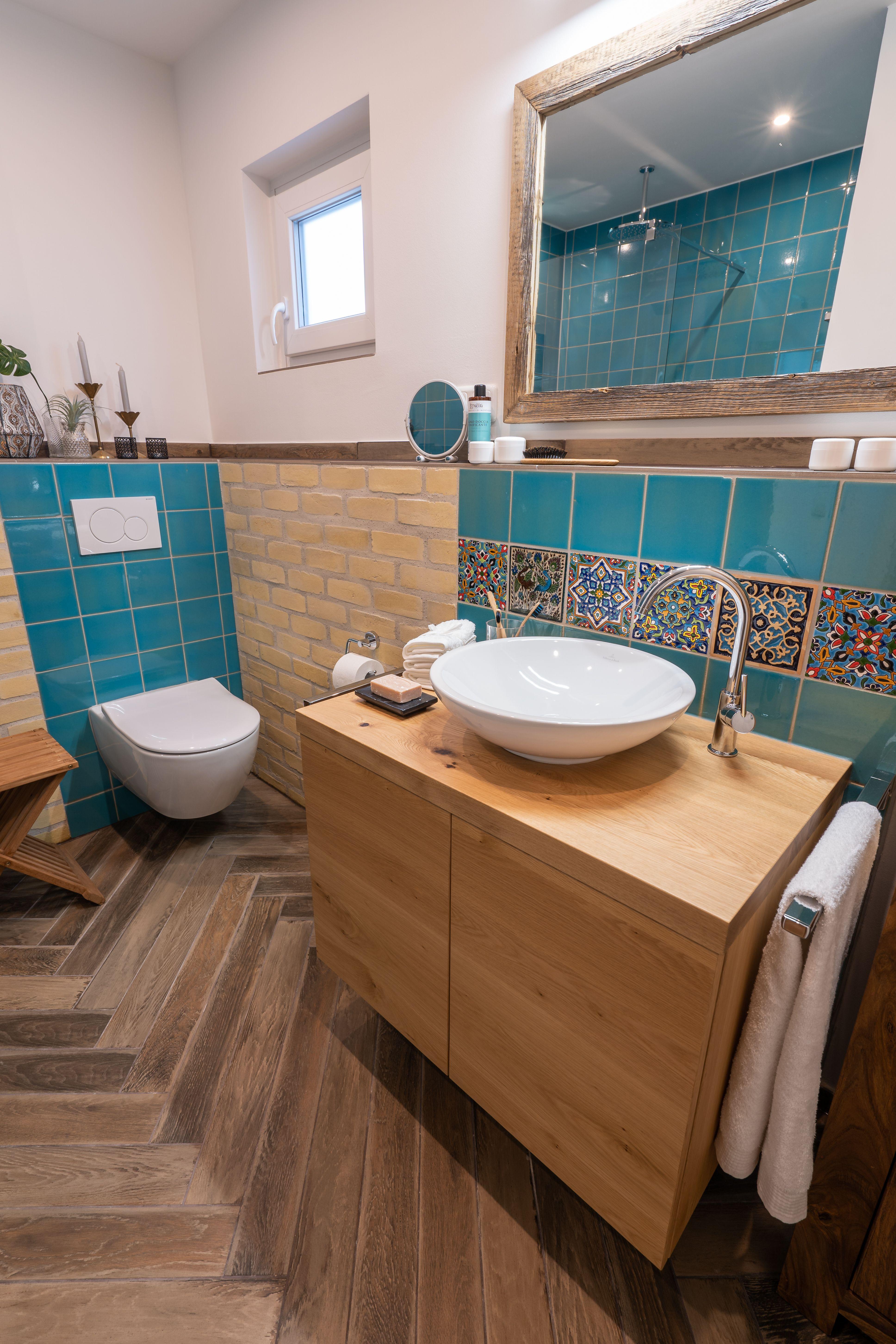 Wohlfühlbad im orientalischen Stil   Badezimmer orientalisch ...