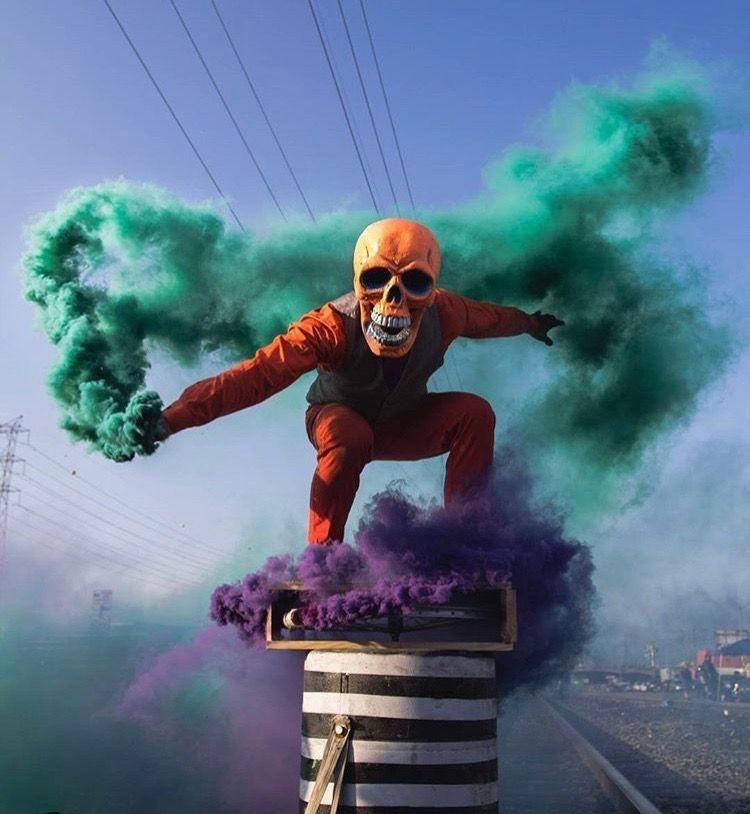 Skeleton of color | Smoke | Iphone, Iphone háttérképek