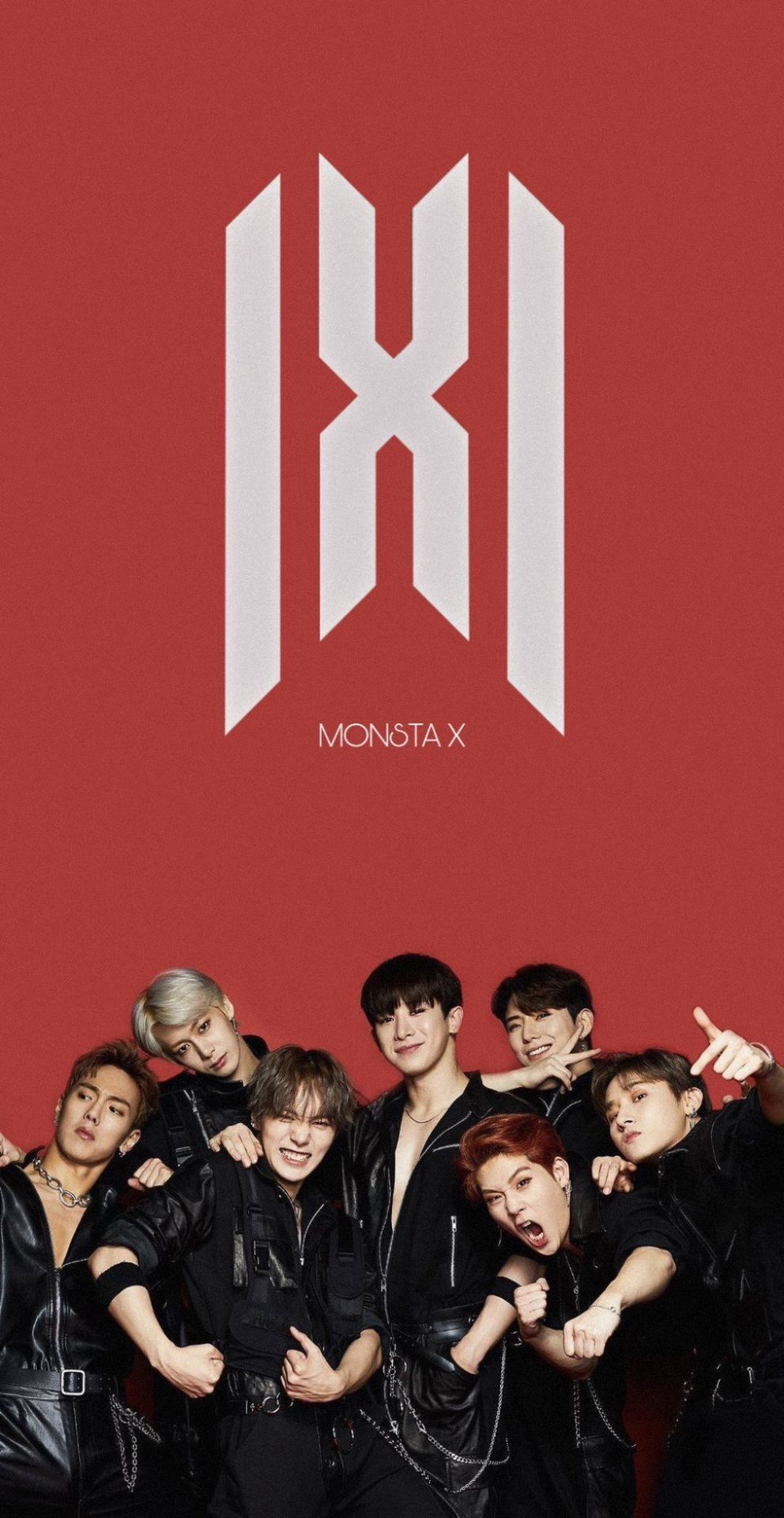Monsta Reactions Fondo De Pantalla De Kpop Monsta X Fotos