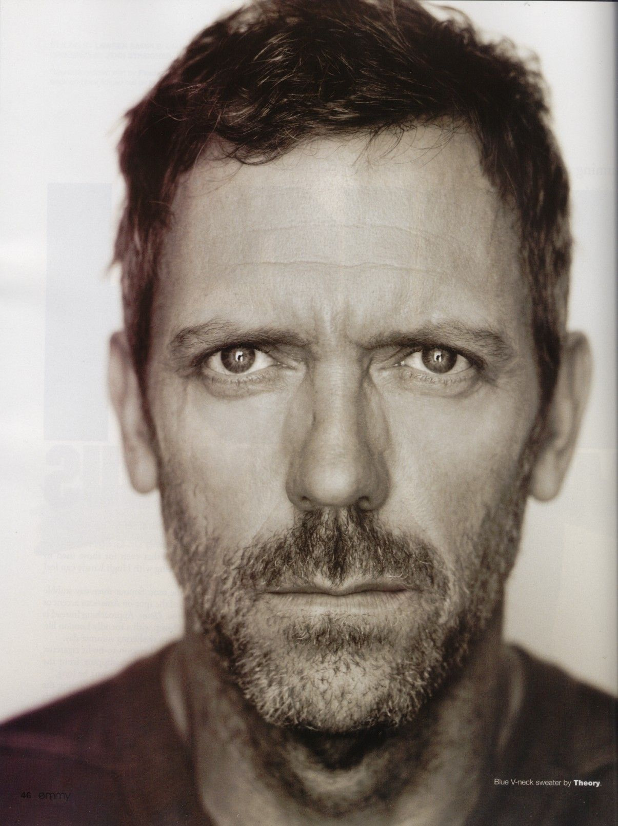 Hugh Laurie (born 1959) Hugh Laurie (born 1959) new photo